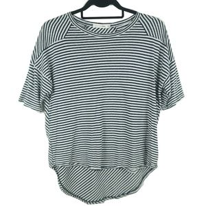 Rag & Bone Short Sleeve HiLo Shirt Top SP